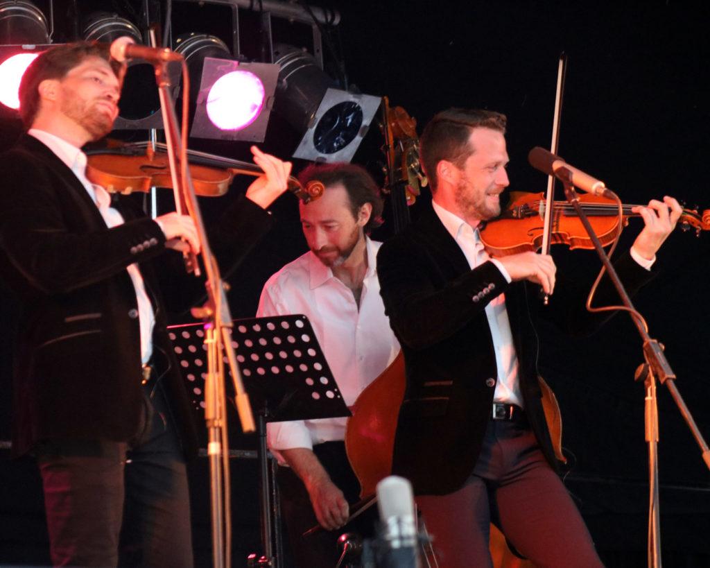 Old Crescent Concert